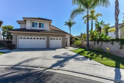 Cypress Single Family Home For Sale: 9868 Anzio Court