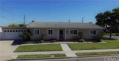 Buena Park Single Family Home For Sale: 8830 Jefferson Drive