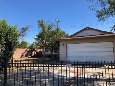 La Puente Single Family Home For Sale: 942 Ruthcrest Avenue