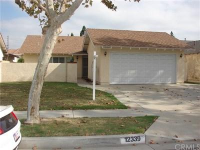 Cerritos Single Family Home For Sale: 12339 Creekwood Avenue
