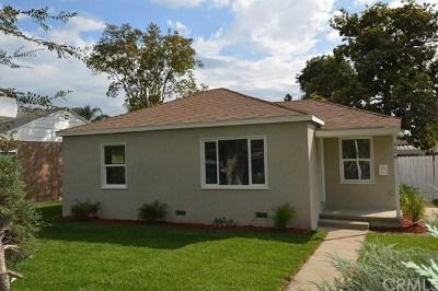 Fullerton Single Family Home For Sale: 420 N Basque Avenue