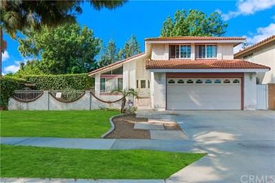 Cerritos Single Family Home For Sale: 19605 Georgina Circle