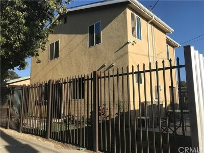 Los Angeles Single Family Home For Sale: 1950 E 97th Street