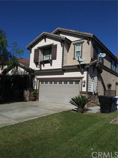 Fontana Single Family Home For Sale: 15456 Ramona Avenue