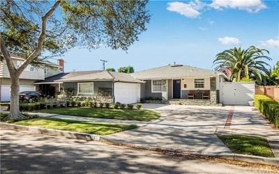 Long Beach Single Family Home For Sale: 873 Kallin Avenue