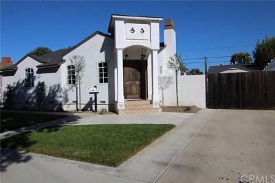 Long Beach Single Family Home For Sale: 1826 Litchfield Avenue