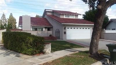 Cerritos Single Family Home For Sale: 19900 Rainbow Way