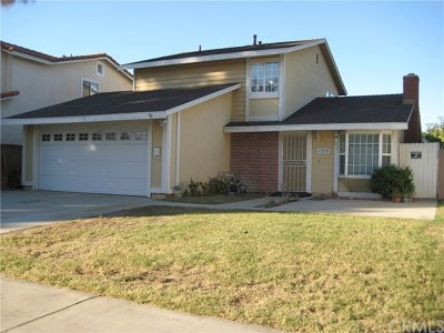 Cerritos Single Family Home For Sale: 13233 Droxford Street