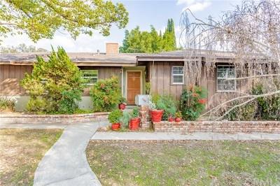 Whittier Single Family Home For Sale: 13231 Dittmar Drive