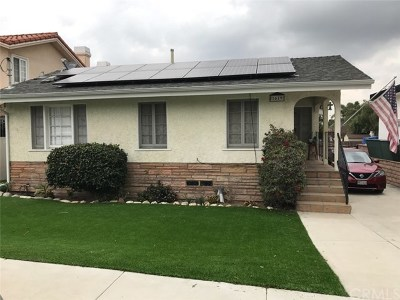 Single Family Home For Sale: 1619 10th Street