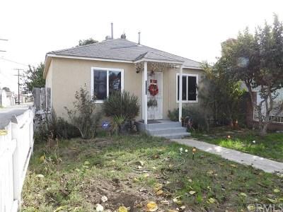 Lynwood Single Family Home For Sale: 12014 2nd Avenue