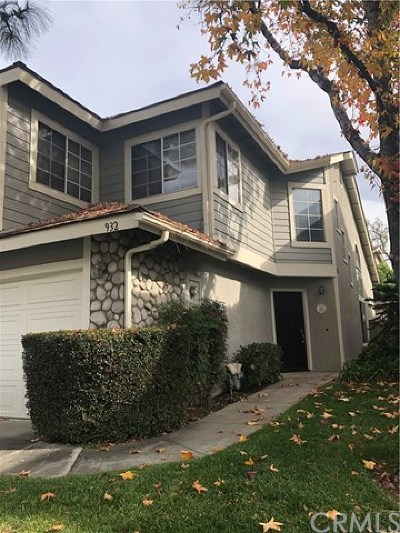 San Dimas Condo/Townhouse For Sale: 932 Lotus Circle