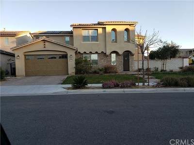 Eastvale Single Family Home For Sale: 13132 Ortega Court