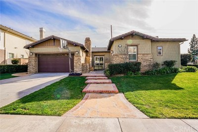 Brea Single Family Home For Sale: 3010 E Stearns Street