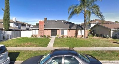Anaheim Multi Family Home For Sale: 2543 E Park Lane