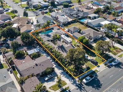 Bellflower Single Family Home For Sale: 9502 Foster Road