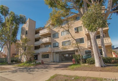 Long Beach Condo/Townhouse For Sale: 1723 Cedar Avenue #102