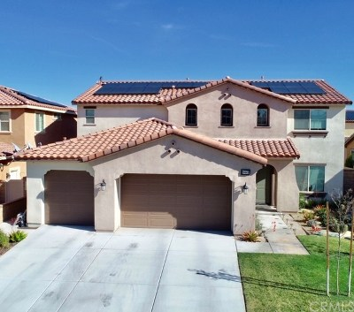 Lake Elsinore Single Family Home For Sale: 36665 Hermosa