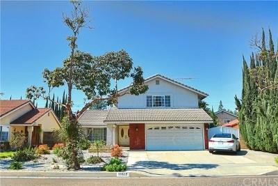 Cerritos Single Family Home For Sale: 16625 Sampan Circle
