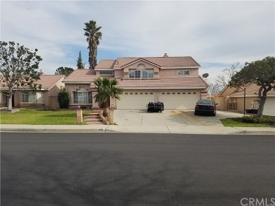 Rialto Single Family Home For Sale: 3591 Ponderosa