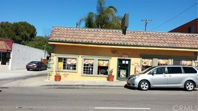 Lomita Commercial For Sale: 26344 Western Avenue