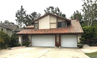 Anaheim Hills Single Family Home For Sale: 710 S Teal Circle