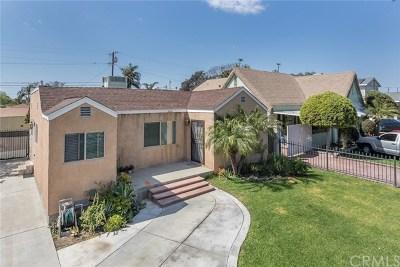 Santa Ana CA Single Family Home For Sale: $545,000
