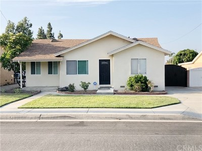 Artesia Single Family Home For Sale: 11507 187th Street