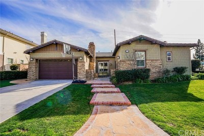 Brea Single Family Home For Sale: 3010 E Stearns Street