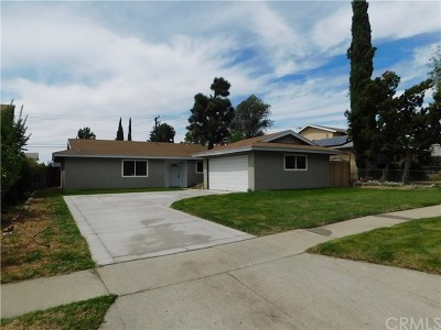 Upland Single Family Home For Sale: 1363 N 5th Avenue