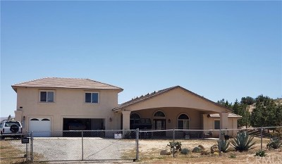 Single Family Home For Sale: 5875 Cascade Road