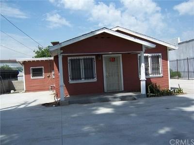 Baldwin Park Single Family Home For Sale: 4137 Puente Avenue