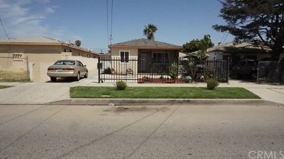 Torrance Multi Family Home For Sale: 1529 W 227th Street