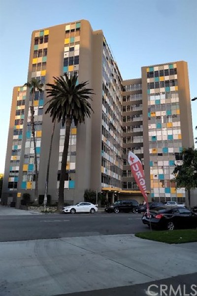 Long Beach Single Family Home For Sale: 100 Atlantic Avenue #601