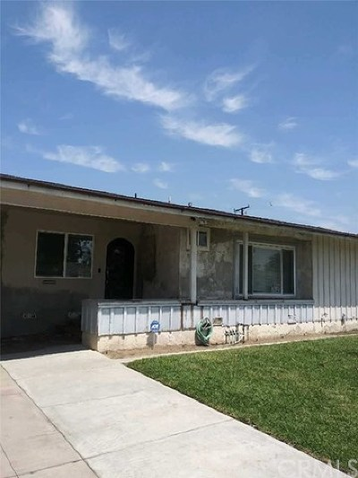 Downey Single Family Home For Sale: 7649 Allengrove Street