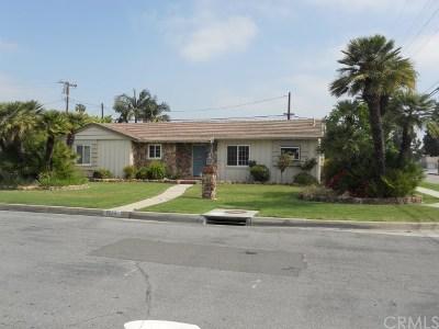 Downey Single Family Home For Sale: 9293 Muller Street