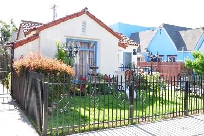 Long Beach Single Family Home For Sale: 2060 Cedar Avenue