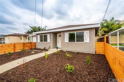 Gardena Single Family Home For Sale: 14526 S Denker Avenue