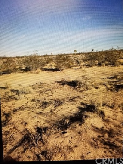 Lucerne Valley Residential Lots & Land For Sale: 12 Kendall Rd