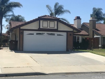 Murrieta Single Family Home Active Under Contract: 37783 Sea Pines Court
