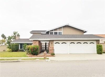La Habra Single Family Home For Sale: 741 Kirkwood Lane