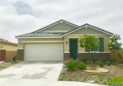 San Bernardino Single Family Home For Sale: 17905 Cloudberry Drive