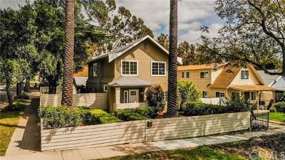 Pasadena Single Family Home For Sale: 1880 El Sereno Avenue