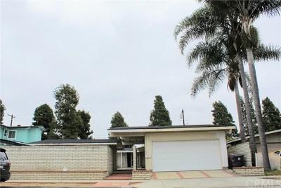 Long Beach Single Family Home For Sale: 3030 Karen Ave