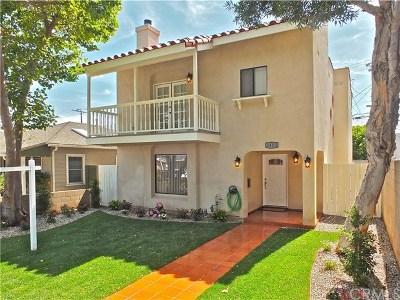 Long Beach Single Family Home For Sale: 3412 Myrtle Avenue