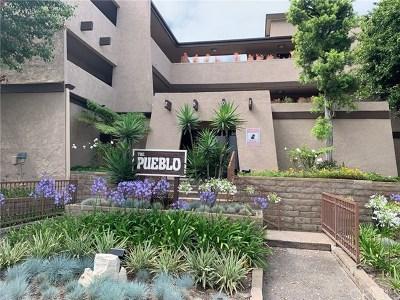 Gardena Condo/Townhouse For Sale: 2501 W Redondo Beach Boulevard #321
