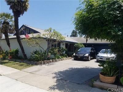 Orange Single Family Home For Auction: 19002 E Ryals Lane