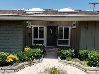 Tustin Single Family Home For Sale: 1231 E 1st Street