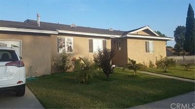 Whittier Single Family Home For Sale: 10438 Victoria Avenue