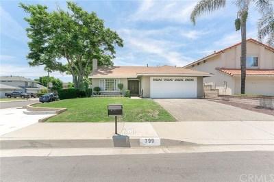 Walnut Single Family Home For Sale: 799 Lincoln Avenue